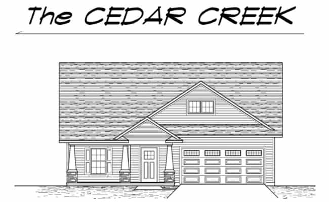 The Cedar Creek Model
