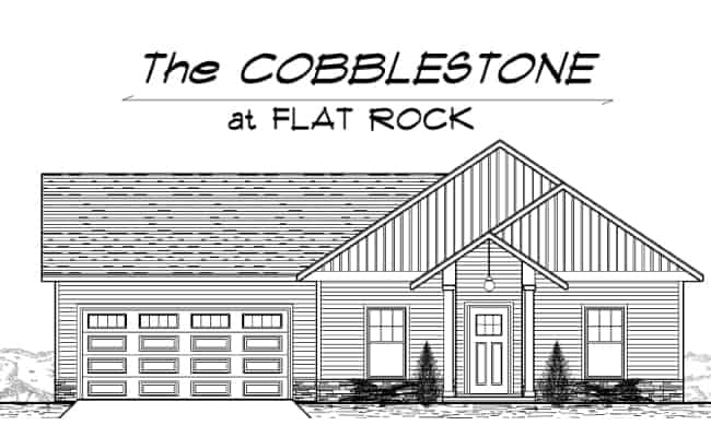 The Cobblestone Model