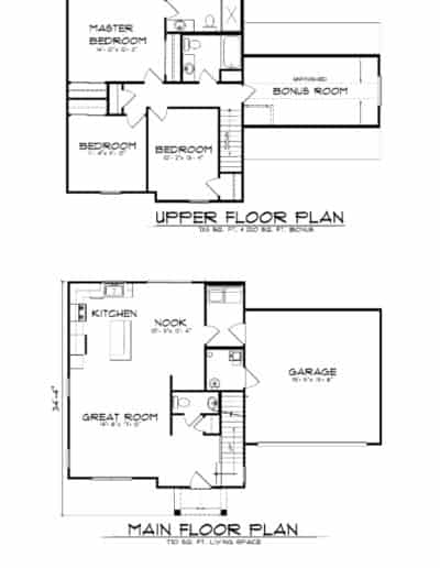 The Highstone Floorplan