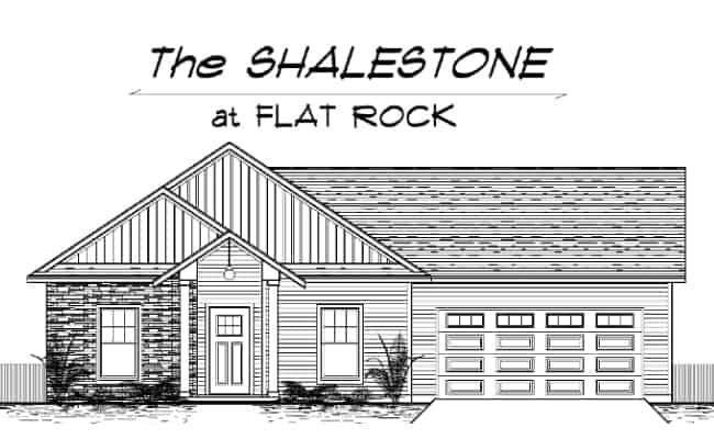 The Shalestone Model