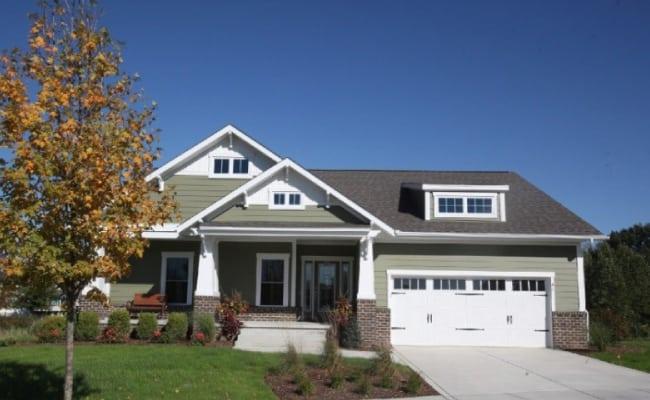 The Prairie Neighborhood Model Home