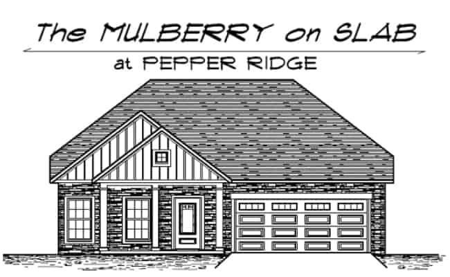Mulberry On Slab Model