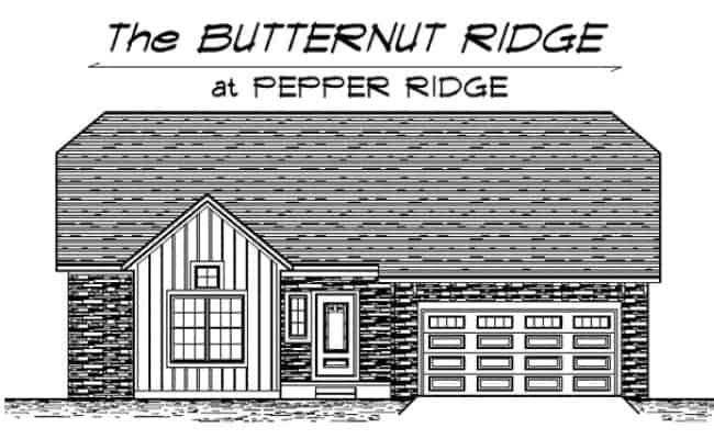 The Butternut Ridge Model