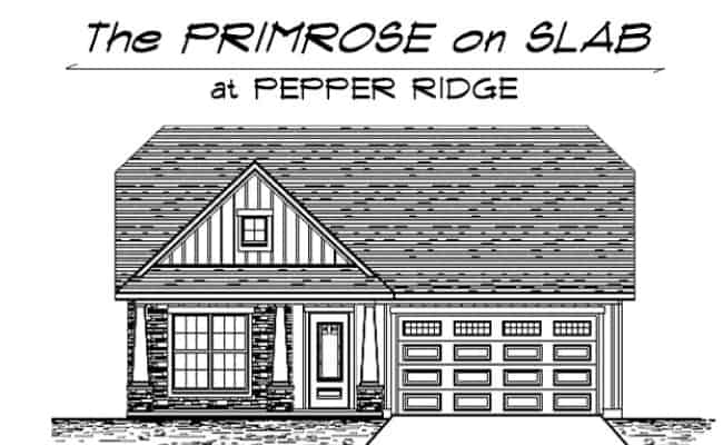 The Primrose On Slab Model