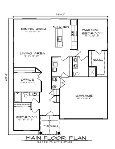 The Sycamore on slab_floorplan