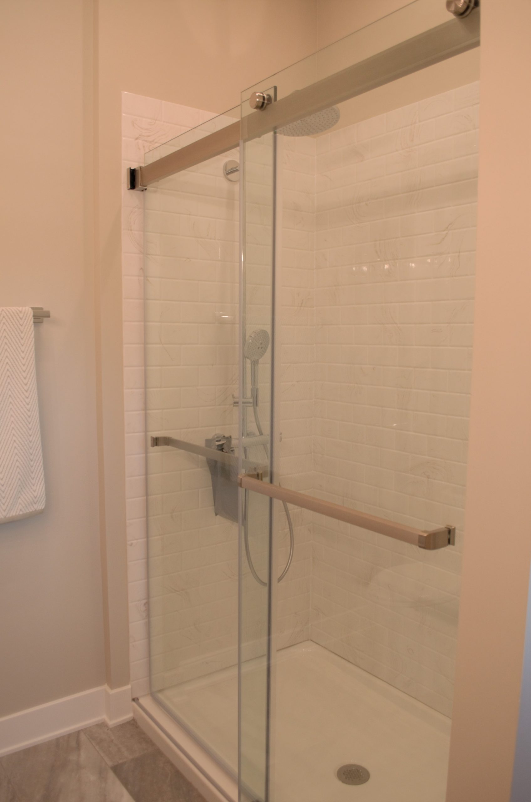 SPS shower