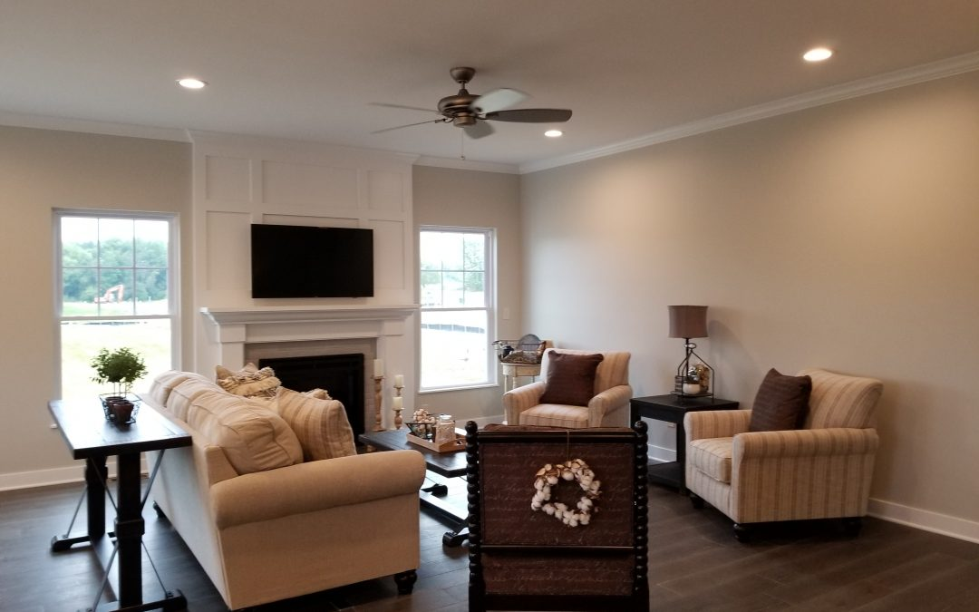Open Concept Homes are Our Specialty