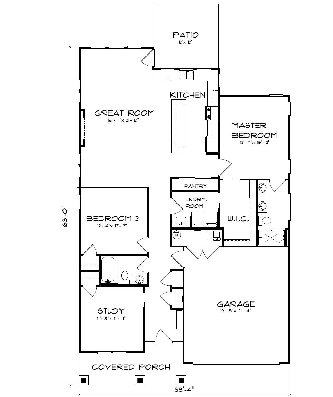 PPR C22 Sycamore floorplan